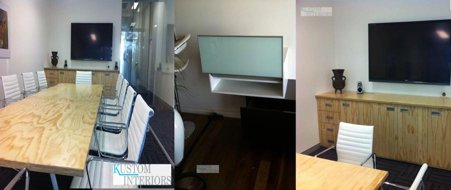 Custom Furniture - Cabinet Makers - Kustom Interiors - Wangara
